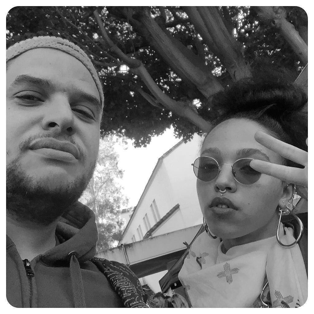 ...these two... @yo_rnc_snaps & @fkatwigs ...wishing for an album from these two https://t.co/Itz6pHMphj
