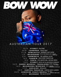 Check out our latest post featuring Bow Wow :) #bowwow #bowwowaustraliantour2017 #bandmag  https:// buff.ly/2wiEizT  &nbsp;  <br>http://pic.twitter.com/DplvzfKNy9