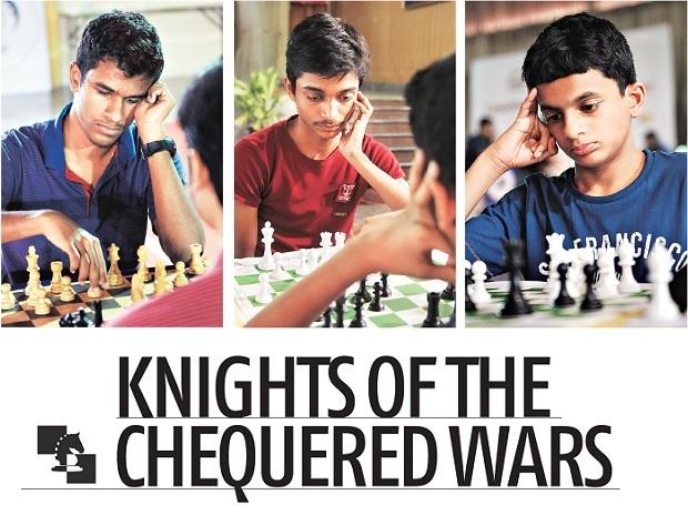 Three young chess players who could be the next world beaters, writes @devangshudatta  https://t.co/K8sPPPoDm2