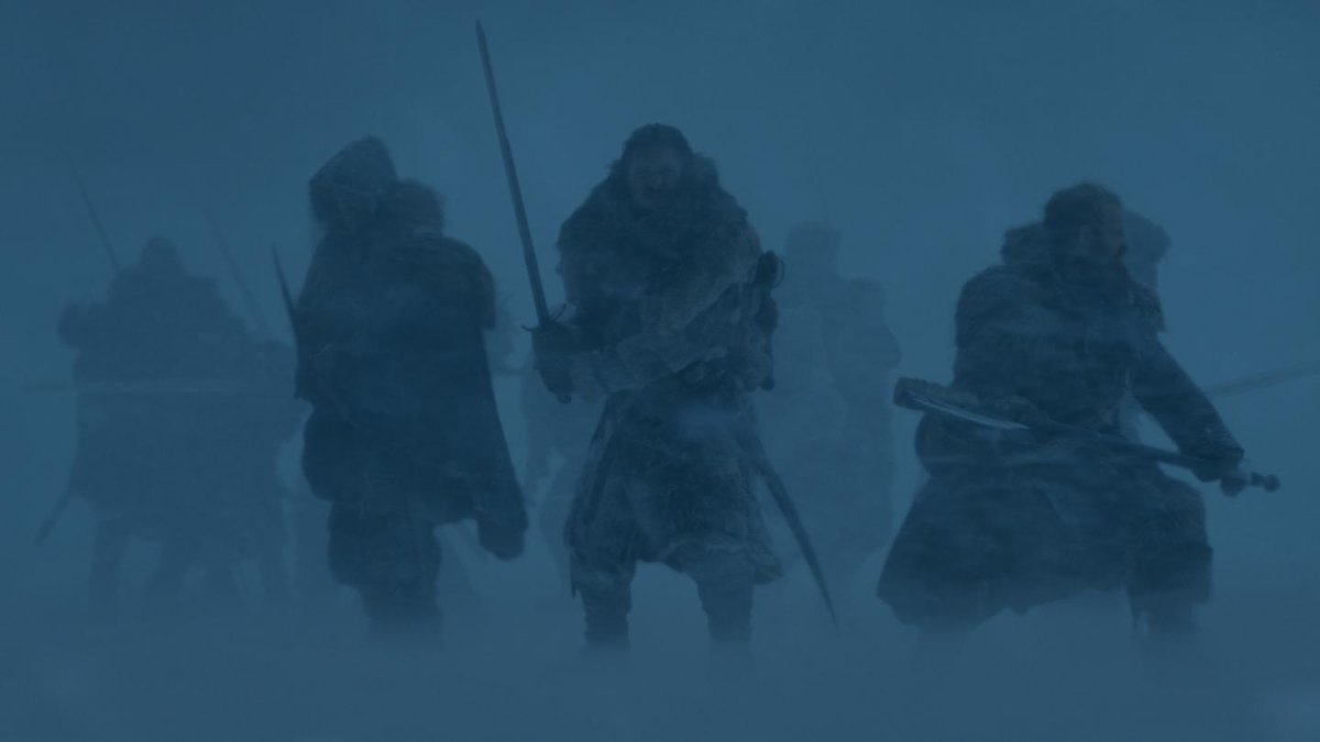 In photos: 'Game of Thrones' Season 7, Episode 6—'Beyond the Wall' https://t.co/ENY6LWzRiR