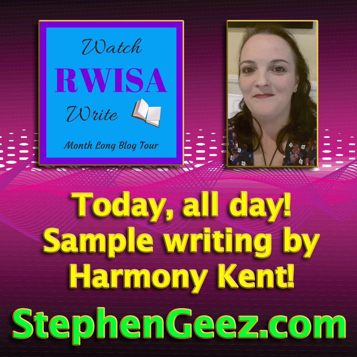 Discover guest-blogger Harmony Kent at  http:// StephenGeez.com  &nbsp;  . #RRBC #RWISA #Author #blogger @harmony_kent @StephenGeez<br>http://pic.twitter.com/cEjS8IoOTl