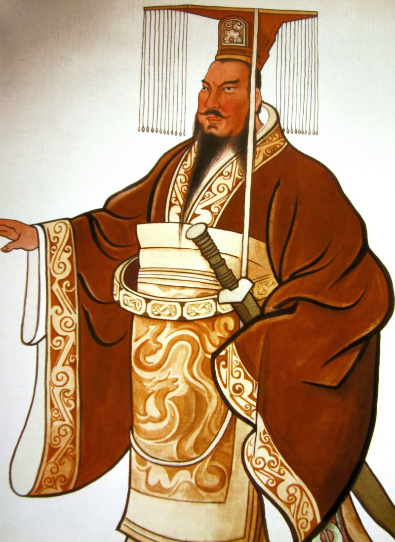 qin shi huang leadership style Qin arts and culture as a soldier, politician and administrator - someone whose main interest was to create a unified nation out of a mosaic of squabbling kingdoms - emperor qin shihuang was not especially interested in visual art or any particular form of culture.