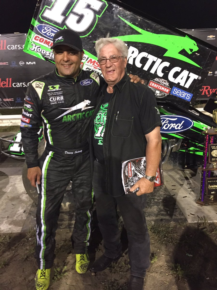 Roger Schatz donny schatz on pretty awesome to this at the