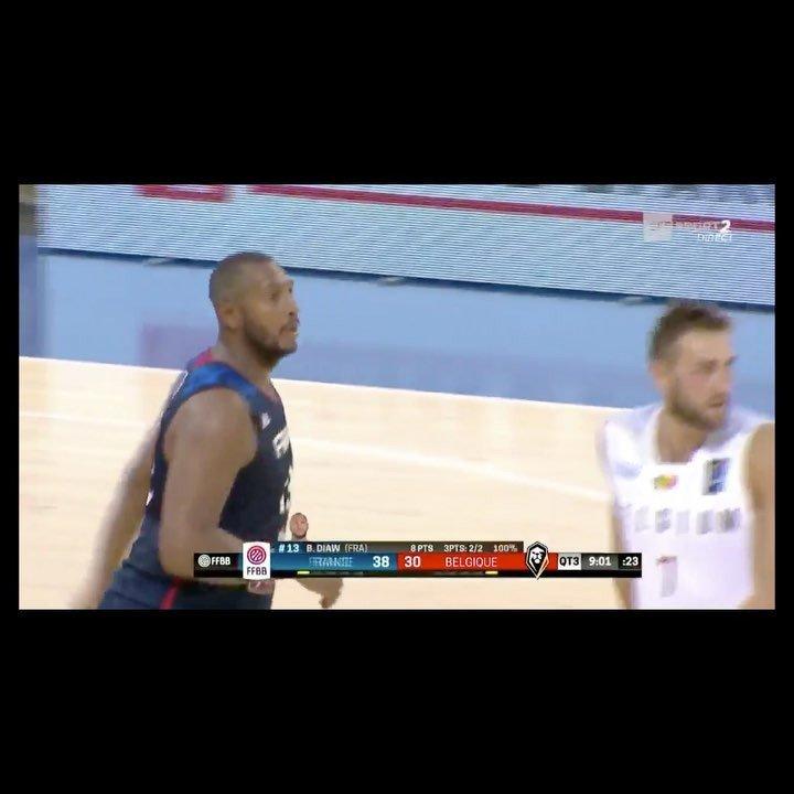 http:// bit.ly/2uZWVUT  &nbsp;   Great win last night!!! #france 85 -#Belgique 60 Capitaine @theborisdiaw  21mins 8pts 3rebs 3asts #teamfrancebasket<br>http://pic.twitter.com/noFmld7uTs