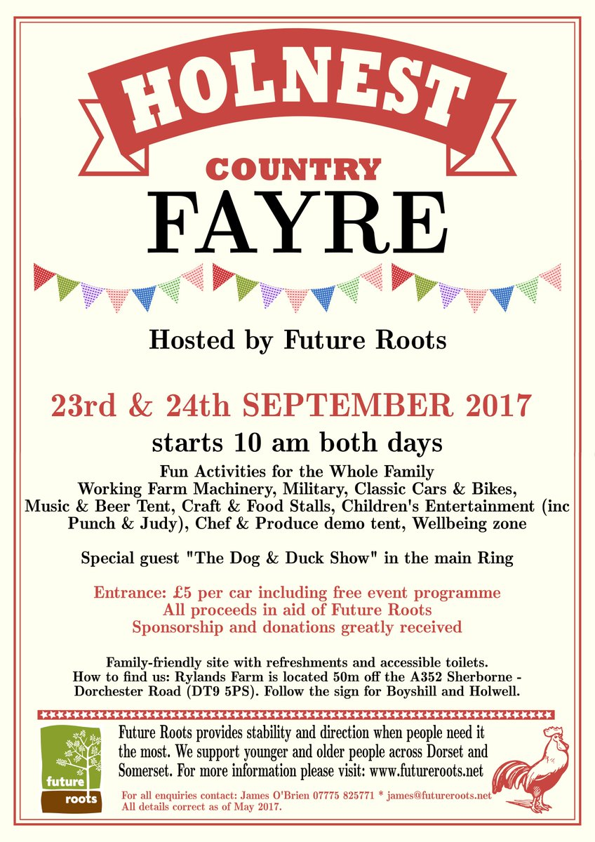 That&#39;s our current agreed traders for this years #HCF2017 #FamilyFun #Entertainment #Crafts #Food #Drink #Vehicles #Music #Demonstrations<br>http://pic.twitter.com/cCDRNUvvSV