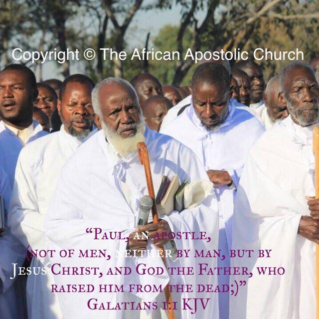 TheAfrican Apostolic (@TheAfrApoChurch) | Twitter