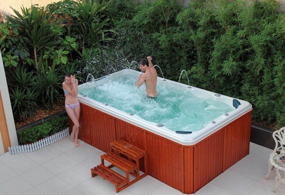 piscinas de hidromasaje y swimspas al mejor precio en