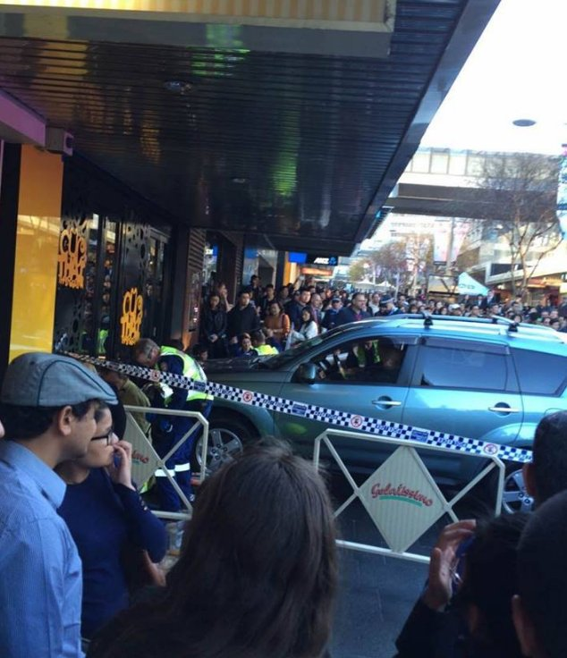 #Sydney: Driver of car suffered medical episode which led to incident - reports https://t.co/H0YpWOI1bz (pic @Y7News)
