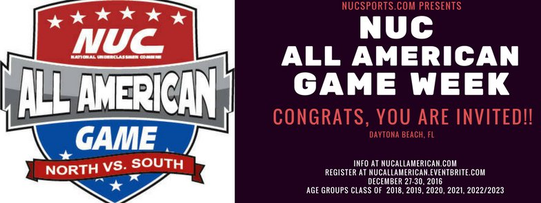 Is competing in your blood? if it is then nominate to be an all american at https://t.co/jB7Ylx3hjo #nucfootball