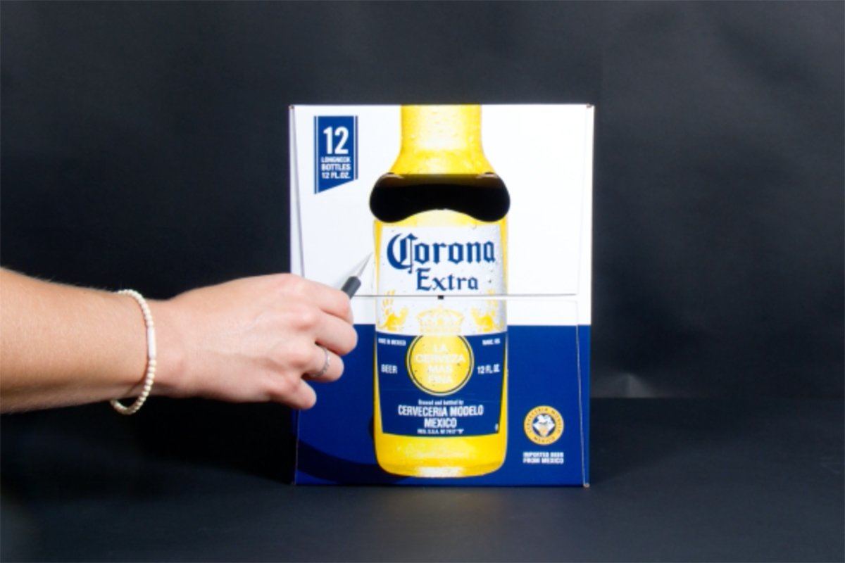 Here's how to turn a @corona 12-pack box into an eclipse viewer https://t.co/eF7dkWCWjZ https://t.co/ccBppEqNbL