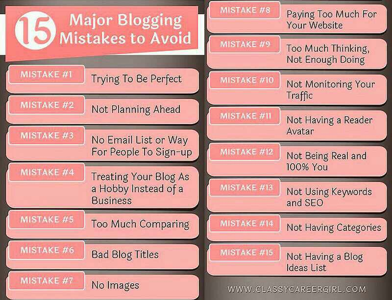 15 #Blogging Mistakes I made.. #ContentMarketing #SEO #SocialMedia #Startup #defstar5 #GrowthHacking #web #webdesign #business #marketing #a<br>http://pic.twitter.com/owTsZsVq5W