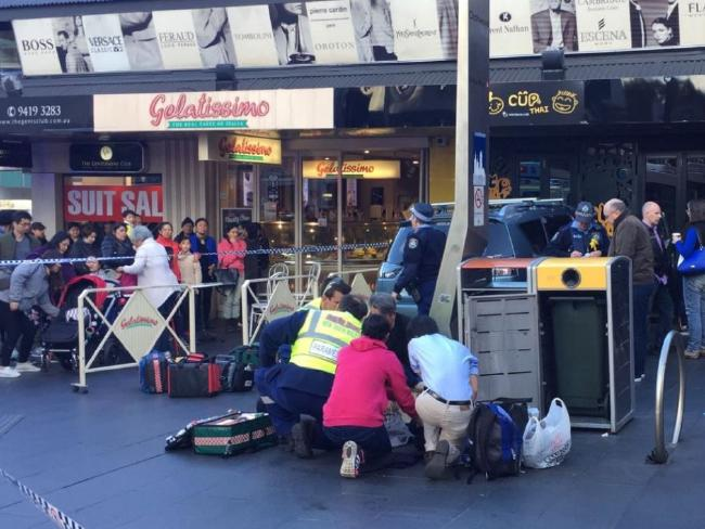 Five people, including baby, hit by car in Sydney after driver believed to have suffered medical episode https://t.co/HXsMQFWaV8