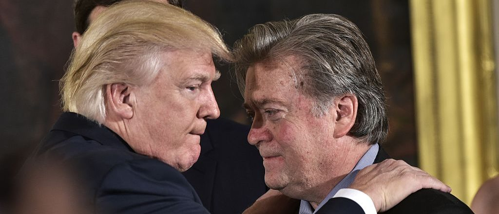 Bannon: Trump Presidency I Fought For Is Over https://t.co/FdCNGPg6AS