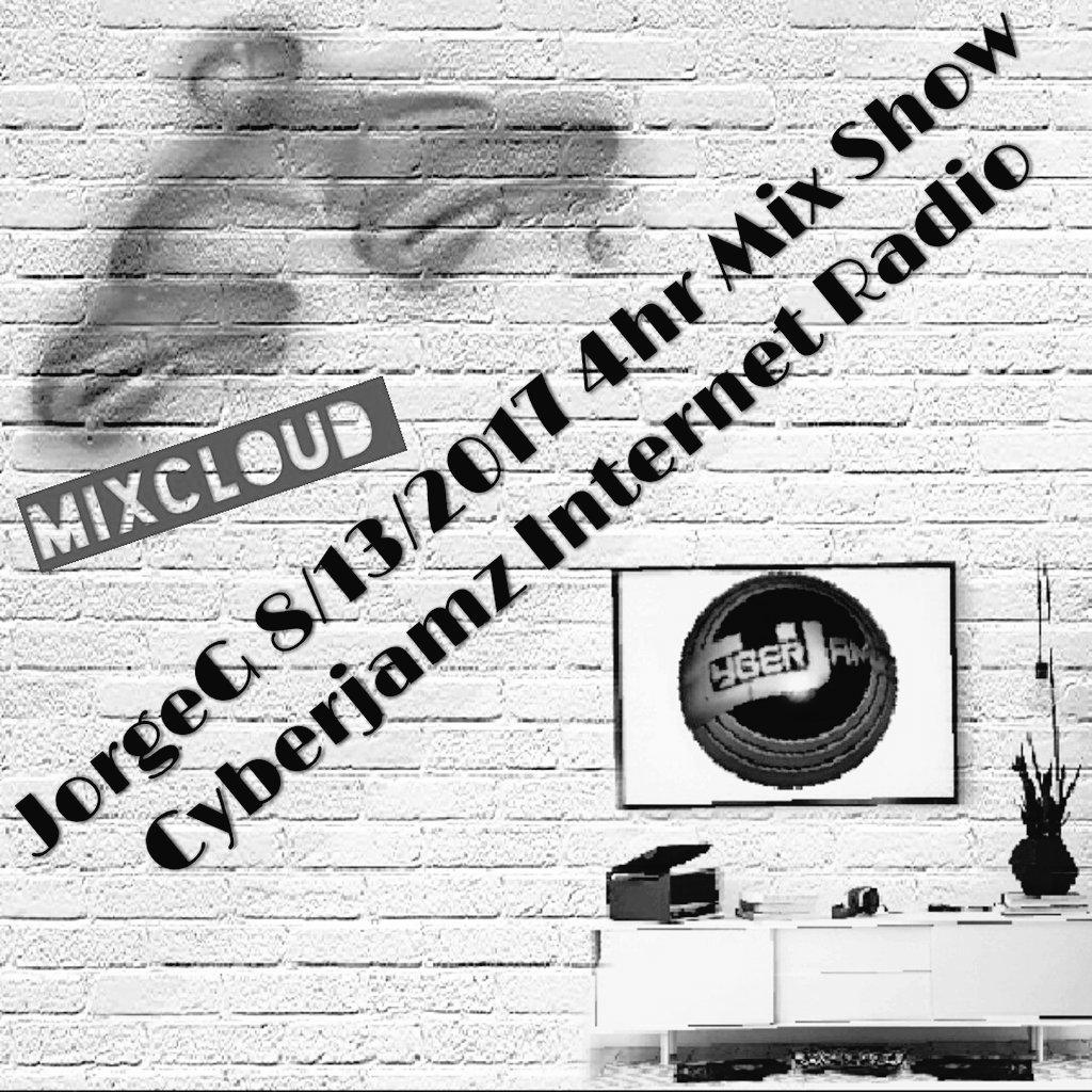 ALT #MIXCLOUD link 3+hrs #megamix #Club #jams  https://www. mixcloud.com/JorgeGee/81320 17-curious-jorge-g-show-3-plus-hrs-mix-set-via-cyberjamz-internet-radio/ &nbsp; …   #Deephouse #Soulful #Afro #House #Techno #Disco #Funky #Mashups #Djs<br>http://pic.twitter.com/YqXOx8t6eG