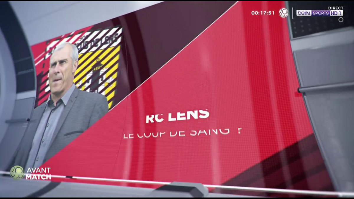 #beINLIGUE2 #RCLSB29  ⚽ RC Lens, le coup de sang ? https://t.co/Qa9tls...