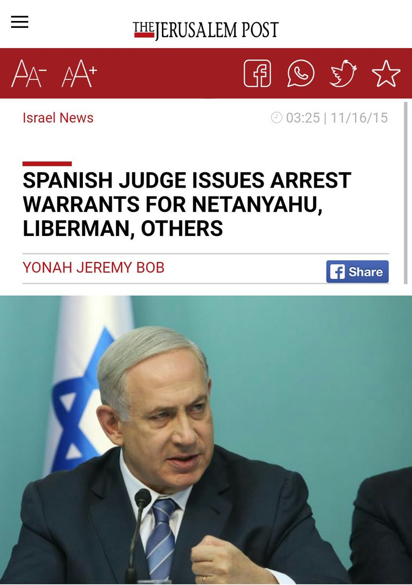 #Spain you are being punished for standing against isis*ra*el crime against #Palestine #Barcelona #Laliga #Madrid #Trump #Epl #Cnn #Islam<br>http://pic.twitter.com/ujAkAjwdTU