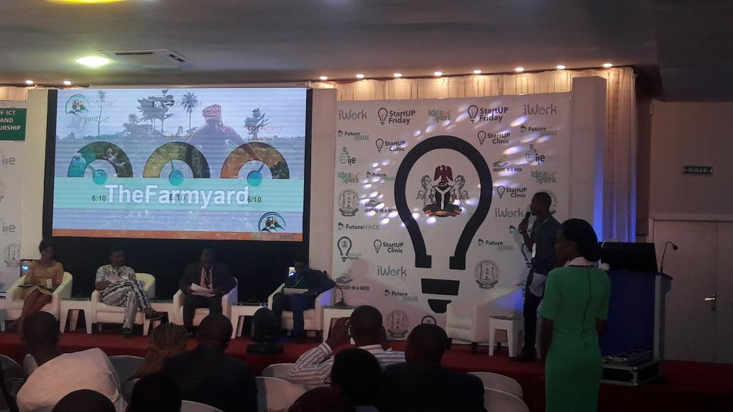 Farm yard pitch at Start up Nigeria. @ngrinnivation @nitdanigeria @drisapantami #Sun #startup #innovation  #tech #YESDING #Nigeria #farmyard<br>http://pic.twitter.com/P0DVjVI4BN