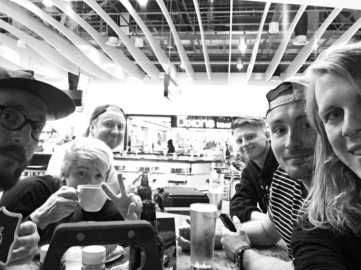 We\'re coming for you Manila! It\'s our sound guy Matt\'s first ever time flying! 🛫🇵🇭🛫
