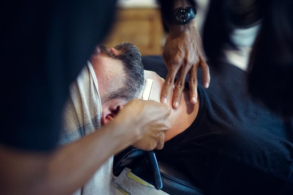 Worried about going to the barbers to have your beard trimmed?  https:// buff.ly/2wVIBOR  &nbsp;   #beard #bearded @brightonbeardco @strawbosscombs<br>http://pic.twitter.com/hNHFyV8t6y