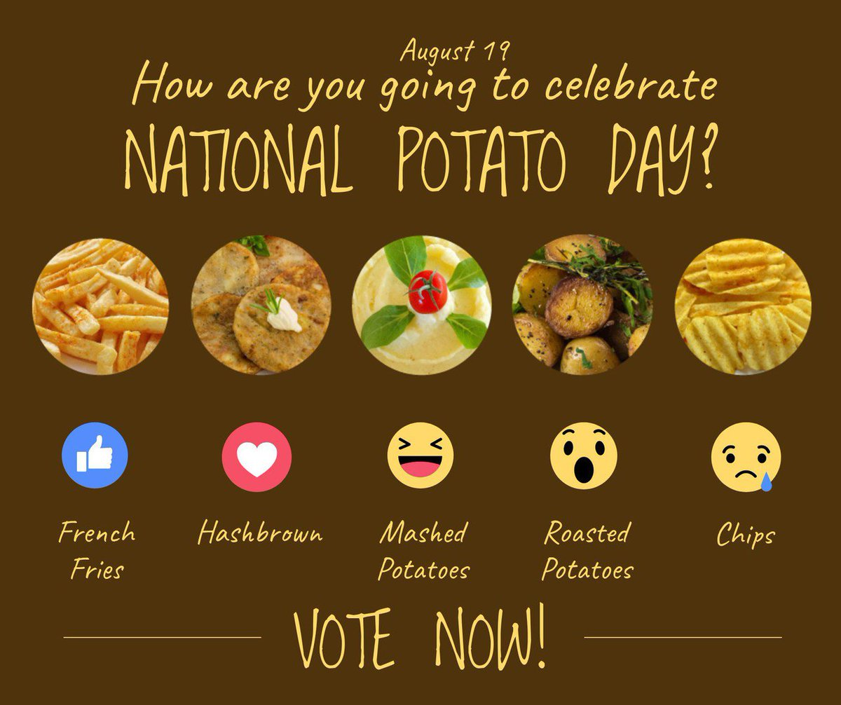 French Fries are alwasy my favorite!  #NationalPotatoDay #potatoday #Potatoes #potato #SaturdayThoughts #saturday #food #Foodie #lunch<br>http://pic.twitter.com/Rhdg6wx6RY