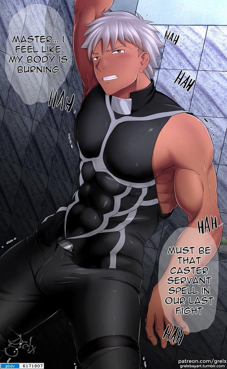 gay comic porno slike