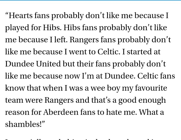 Scott Allan interview on why everybody hates him. Good read by @aidansmith07 in @TheScotsman.  http://www. scotsman.com/sport/football /competitions/premiership/interview-scott-allan-on-why-everybody-hates-him-1-4536319 &nbsp; …  #Dundee #Celtic #Hibs<br>http://pic.twitter.com/GhN8jBfBym