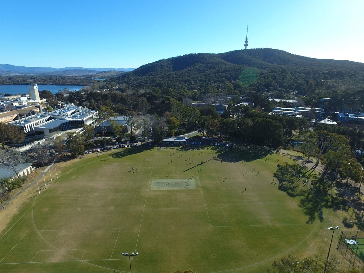 Our beloved South oval plays host tomorrow to community finals triple header. Seniors play Batemen's Bay at 2.30pm #pryde