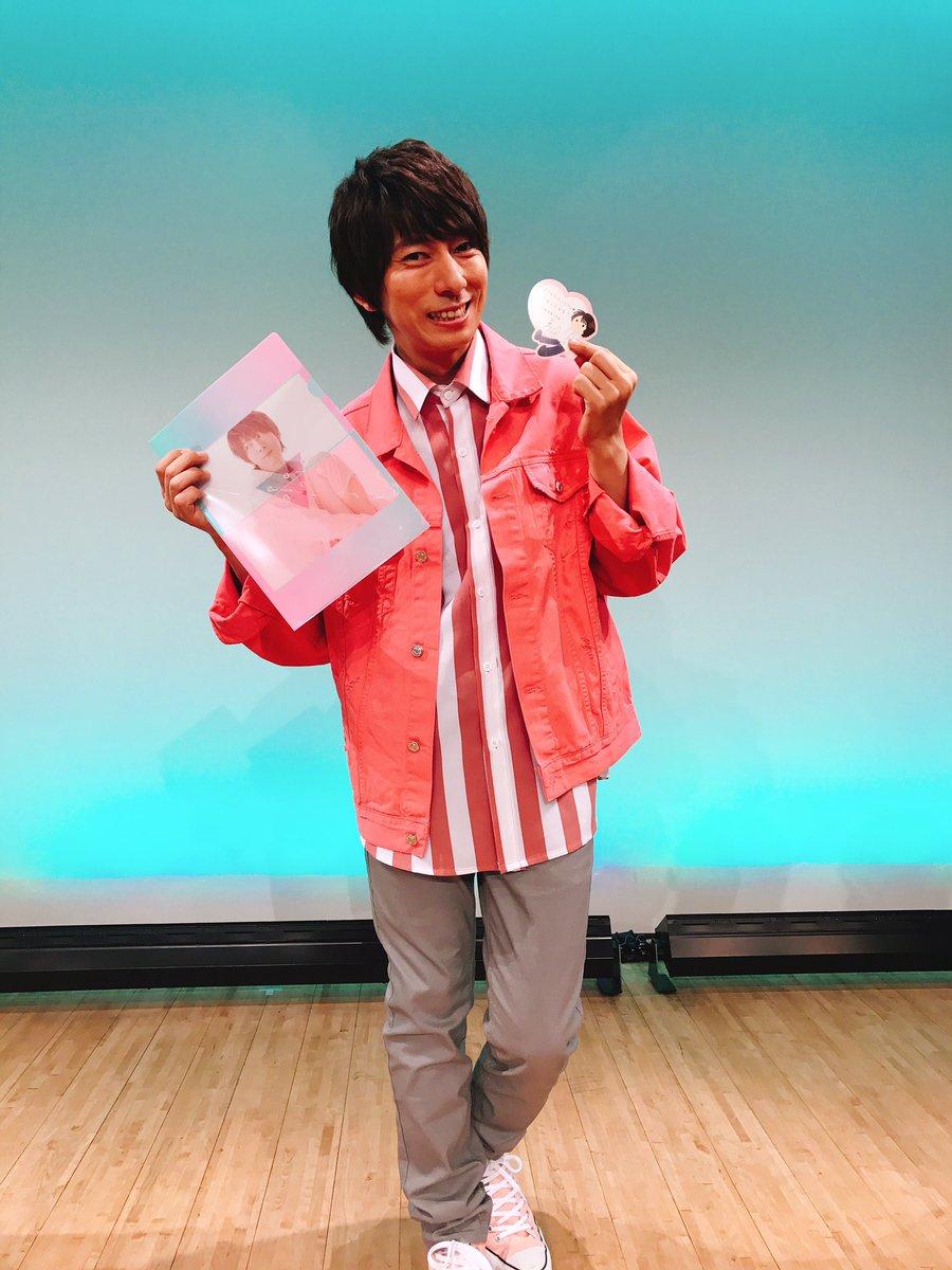 OP主題歌ハートシグナル発売記念イベント羽多野渉さんトーク&お渡し会東京、無事終了しました!お越し頂いた皆さまありがとうございました♪明日は大阪に参ります! #マイヒ #羽多野渉