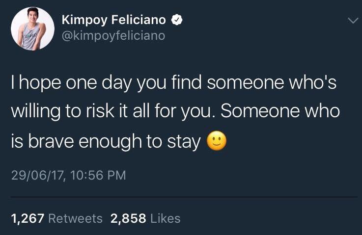 WHERE ARE YOU?  © @kimpoyfeliciano yung mga posts mo kuya, applicable na applicable sakin.