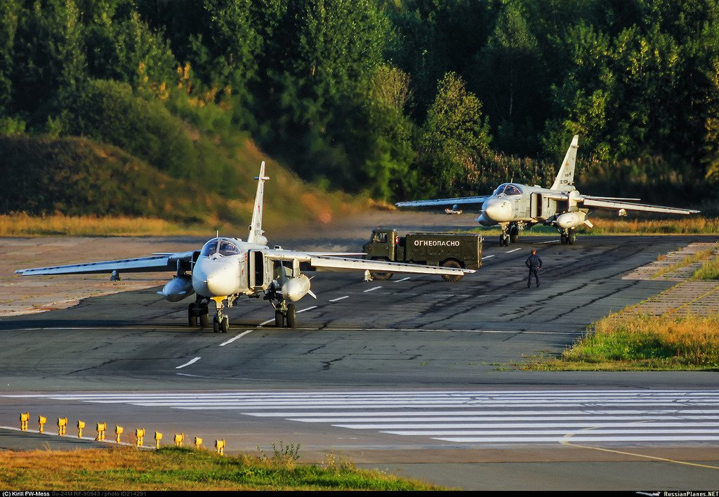 #SU24 #RussianAirForce #Russia #AirForce Link to post: http:// ift.tt/2uR0qRM  &nbsp;  <br>http://pic.twitter.com/4ekzM9gYFX
