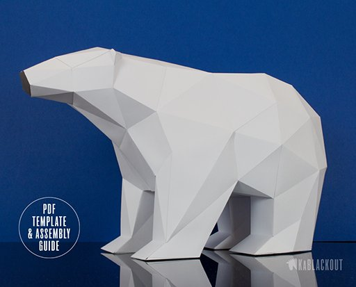Chill and craft a cool #polarbear this #Crafturday  https://www. etsy.com/uk/KaBlackout/ listing/520055773/polar-bear-papercraft-3d-papercraft-low &nbsp; …  #qualitytime #handmade #art<br>http://pic.twitter.com/c9KhxVcAcX