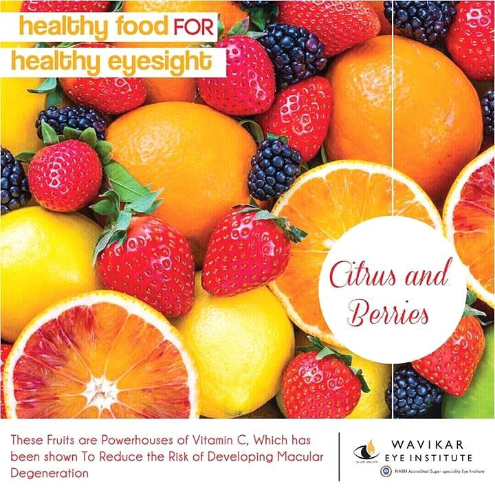 #wavikar Eye Institute brings you healthy food for healthy eyesight :D Stay tuned for more! #Healthyfood #citrus #fruit #eyecare  #thane<br>http://pic.twitter.com/9IHSiJxCP4