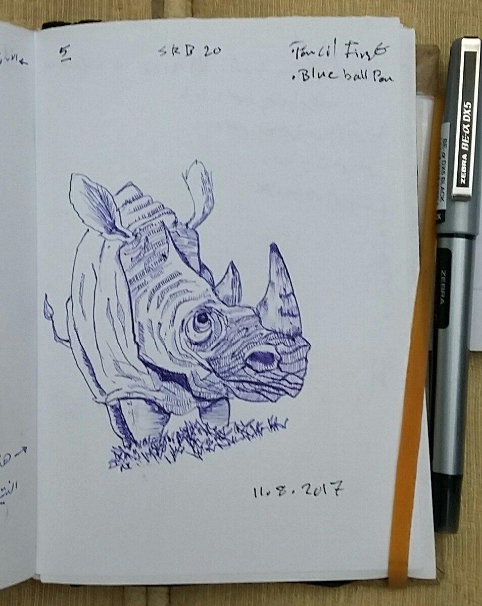 Sketch 5 From My Sketchbook Pencil First Black Pen Drawing Doha Qatar Kuwait Usa Uk Europe Ahradwani Radwani Art Turkeypictwitter