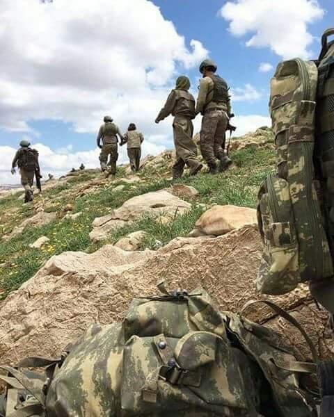 "Cemal Acar On Twitter: ""Turkish Soldiers Shot Down A #Pkk"