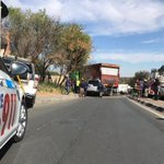 Douglasdale: Leslie road closed after a man is killed in a collision between a SUV and a truck https://t.co/HVje9UTk31 #ArriveAlive