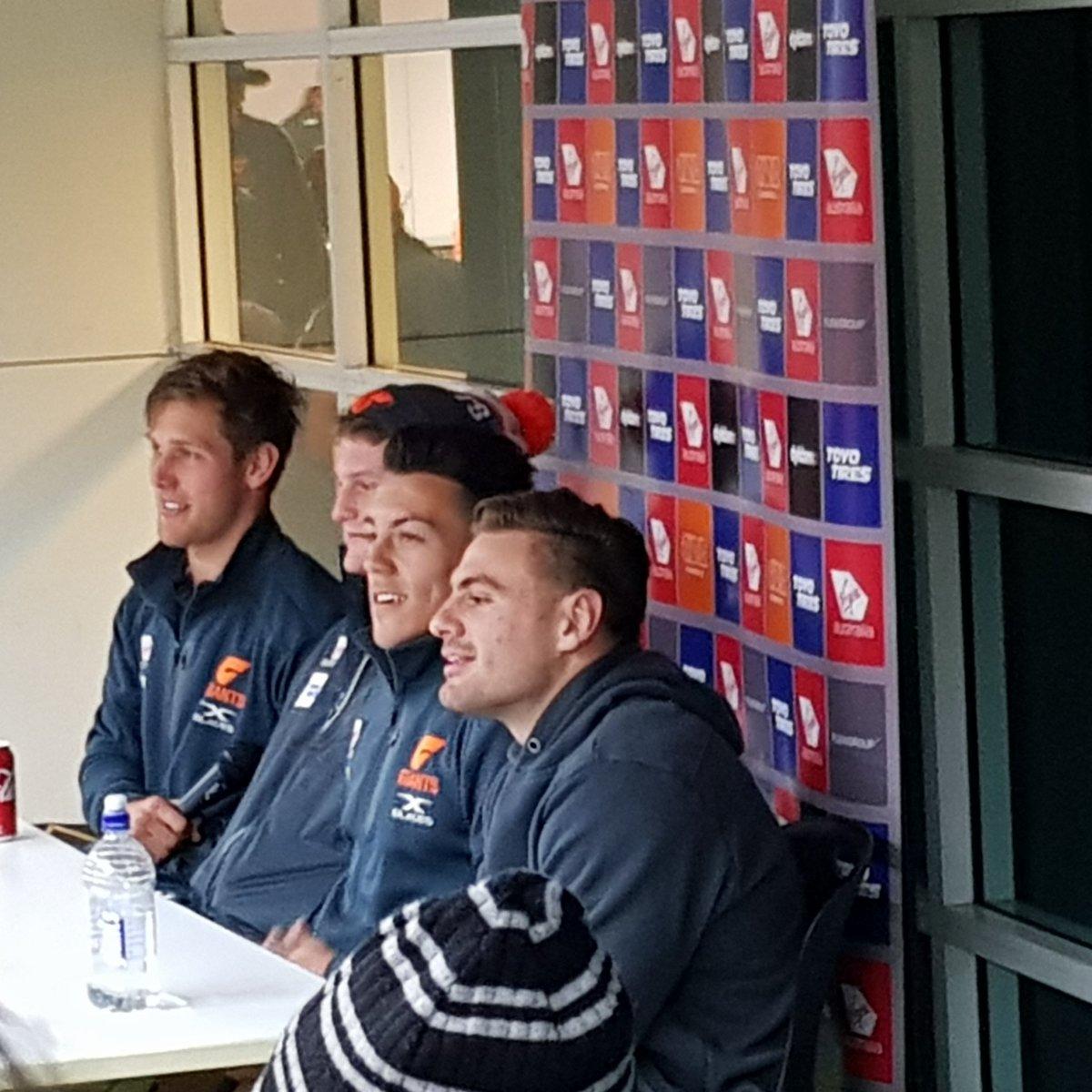 Matt de Boer, Jacob Hopper, Dylan Shiel...