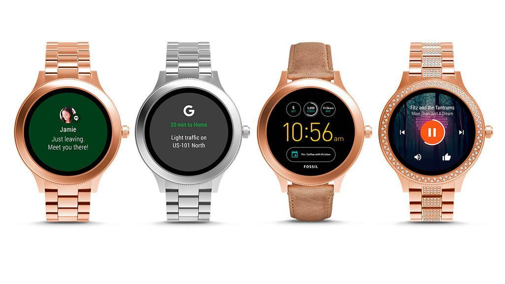 Fossil Q Venture: Smartwatch mit Android Wear 2.0 https://t.co/ldvHwatOSe