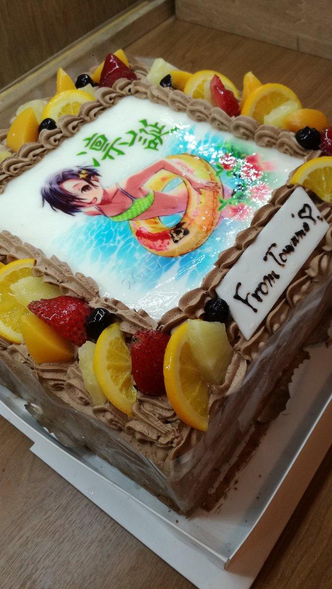 祝凛誕ケーキ #loveplus #rinko0817 #やこうげつ https://t.co/YsR3a6LoSU