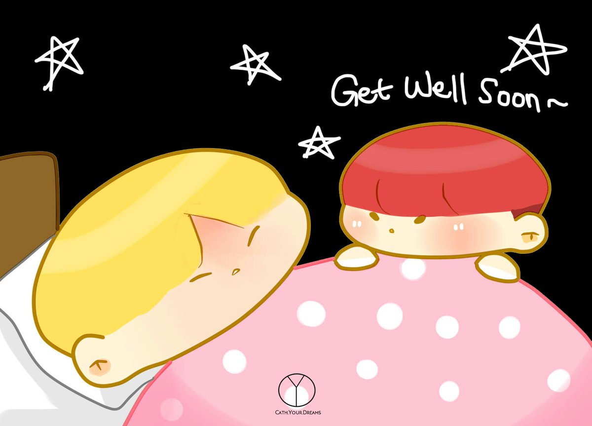 #GetWellSoonHoshi @pledis_17  #GetWellSoonyoung  #soonhoon #seventeenf...