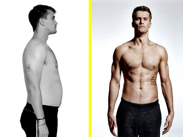 How this guy dropped 15kg and 13% body fat in just 8 weeks https://t.c...