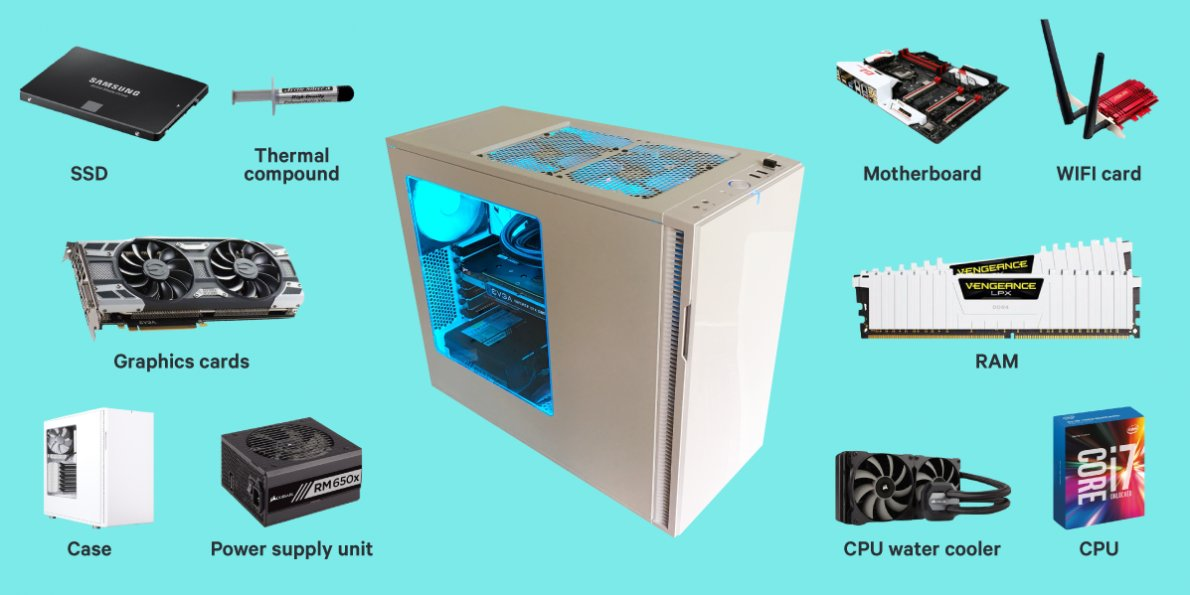 Want to build your own rig to play #pcgames on #Utomik? ;) Here&#39;s an article to help you get started:  https:// buff.ly/2vDBOsQ  &nbsp;  <br>http://pic.twitter.com/hApnYiO28Y