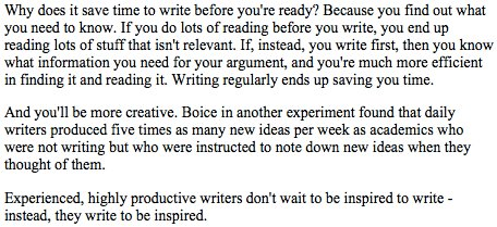 How to go from ordinary to outstanding &amp; become a highly productive #academic writer  https:// buff.ly/2x0AhNG  &nbsp;   #phdchat #ecrchat #acwri<br>http://pic.twitter.com/gsxXPWRMlm