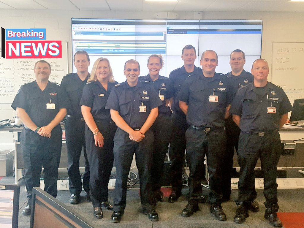 Moortown white watch visiting @WYFRSControl Thanks for the input, you do a great job #hatsoff  #team #Control  #OrdinaryToExtraordinary <br>http://pic.twitter.com/UjA1QJMBpn
