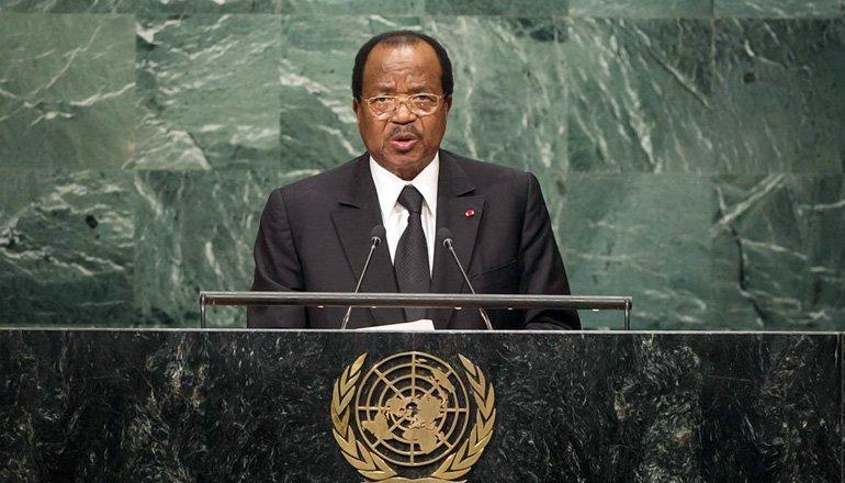 Je me suis exprimé sur les objectifs stratégiques du nouveau programme de développement […] https://t.co/rsjlWJBZrl #PaulBiya #Cameroun #ONU