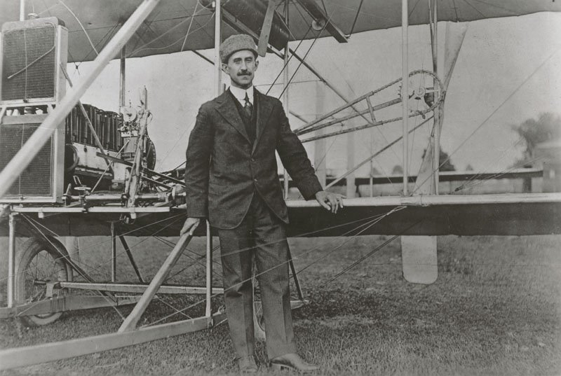 #Remembering aviation pioneer Orville Wright, born #OTD in 1871 in Day...