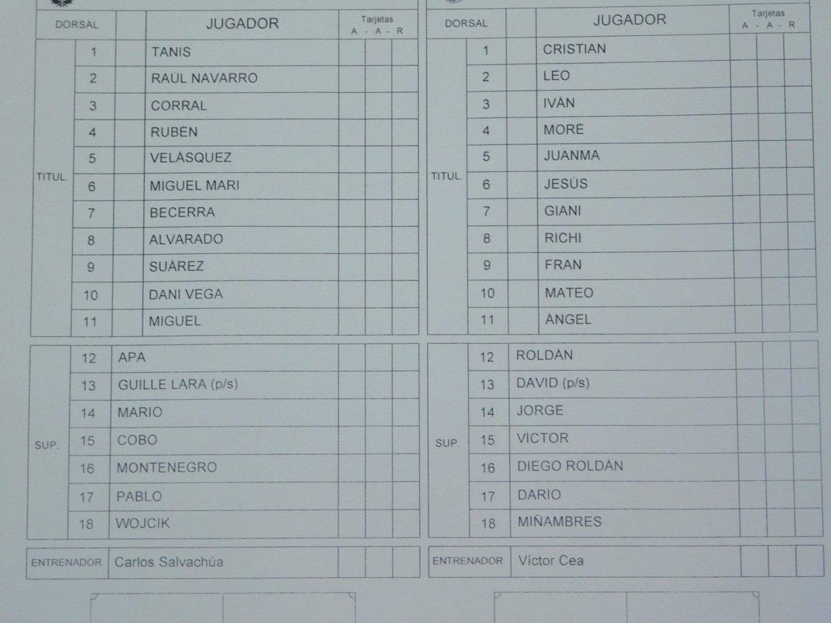 Real Valladolid B - Temporada 2017/18 - 2ª División B  - Página 5 DHm0021XkAACuG7