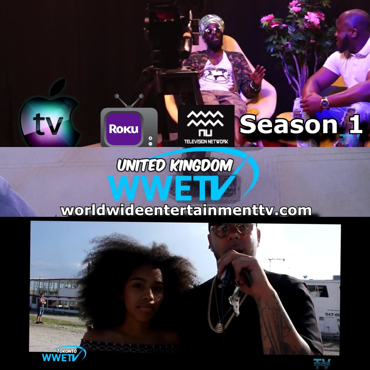 &quot; At 7:30pm tune in as we go #International! This #week we premiering@wwetv_website in #HD only in #NutvNetwork!<br>http://pic.twitter.com/miQxRRhUnj