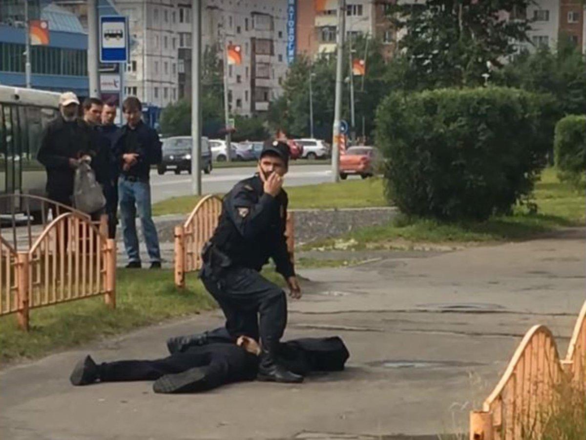 ISIS terrorist stabs eight in Surgut Russia - media silent