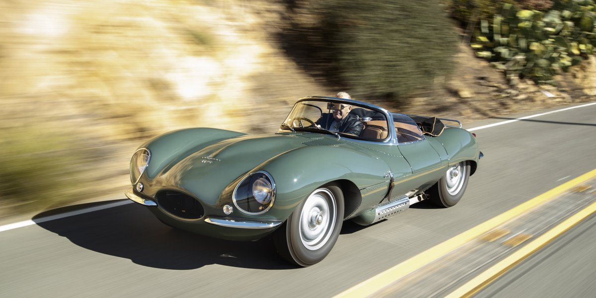 Jaguar On Twitter A Superbly Engineered Evolution Of The Le Mans