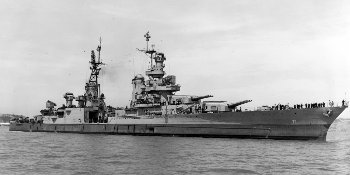 #BREAKING: Researchers announce wreckage from USS Indianapolis located - https://t.co/HwYhiGLy9R @PaulGAllen@USNHistory @IndyMayorJoe